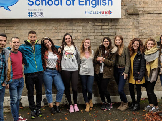 The Bournemouth School of English